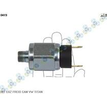Interruptor De Luz De Freio Vw Caminhão Titan - 3rho
