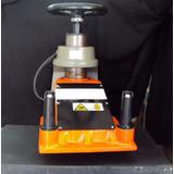 Balancin Pluma Hidraulico Corte Y Troquel 10 T. Suela