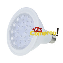 Lâmpada Super Led 18w Par38 Branco Quente E27 Pronta Entrega