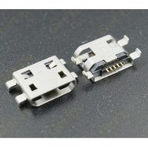 Conector Microusb V8 P/ Tablet- Pc- - 4dip- 5 Pinos