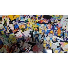 Dragon Ball Z 30 Cartas Cards Originais Tcg Goku Vegeta Dbz
