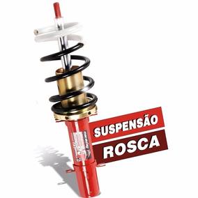 Suspensão Regulável Rosca Macaulay Peugeot 207