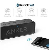 Alto Falante Dual-driver Bluetooth - Anker