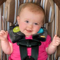 Kit Juego 2 Protectores Cinturon De Seguridad Para Bebe