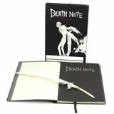 Death Note Anime Libro De La Muerte Replica + Pluma Lapicera