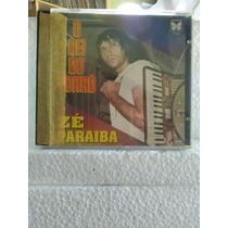Cd- Zé Paraiba- O Rei Do Forró