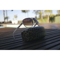 Oculos Guess Aviador Gu7279 Rogld-34 Rosê Gold Tamanho 62