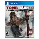 Tomb Raider Definitive Edition Nuevo Ps4 Dakmor Canje/venta