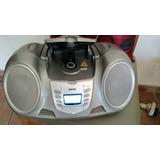 Vendo Radio Grabadora Sanyo Am/ Fm Con Cd Para Repuesto