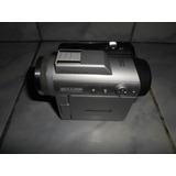 Camara De Video Y Fotos/filmadora Sharp Vl-z7 Mini Dvd