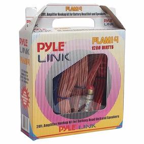 Pyle Kit De Instalación Plam14 Potencia 8 Gauge 1000 Watts