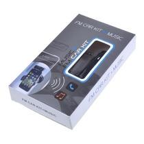 Transmissor Kit Fm Carro Automovel Veicular Para Iphone 5s C