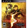 Resident Evil 5 Gold Edition Ps3 Original Físico En Disco
