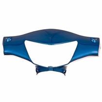 Carenagem Do Farol P/ Biz 125 Es Ks Ano 2006 - Azul Metalico