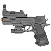 Marcadora Colt Combat Oficial Airsoft Gotcha Láser Mira Dhl