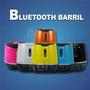 Parlante C/bluetooth Barril Llamadas/sd,radio Itelsistem