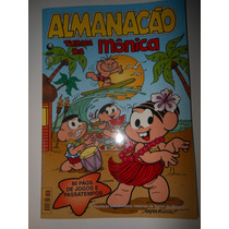 Almanacão Turma Da Mônica Nº 17 + Brinde