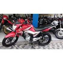 Honda Cg Titan 160 Ex 2016 0km Moto Slink