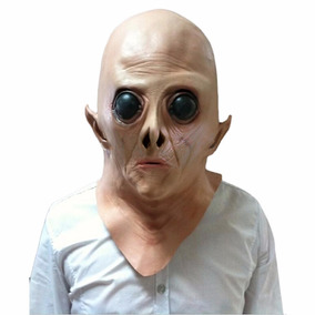 Máscara Et Extraterrestre Alienígena - Latéx