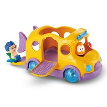 Bubble Guppies Autobus Fantastico Mattel Y1297