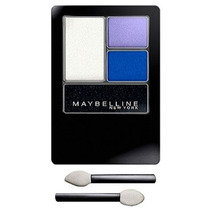 Maybelline Expert Wear Quad Sombra - 21q - Eletric Blue