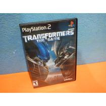 Transformers The Gam Playstation 2 Patch Frete R$9,99 Xyz66