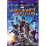 Dvd Guardianes De La Galaxia Nueva Cerrada