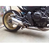 Difusor Valvula De Escape Hornet Xj6 Mt Cb Moto Escape