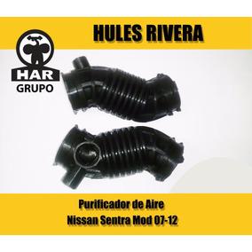 Manguera De Aire Nissan Sentra Mod 07-12 Motor 2.0