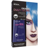 Alta Moda Creative Crazy Colors Ice Blue 120g