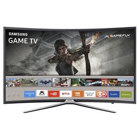 Smart Tv 40 Led Full Hd Tela Curva Un40k6500agxzd Samsung