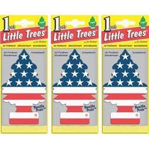 Aromatizante Little Trees Automotivo Carros E Ambientes