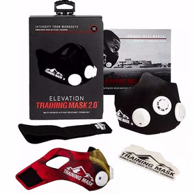 Elevation Training Mask 2.0 Original + Sleeve A Elegir