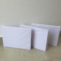 Paquete De Cartulina Opalina Tamaño Carta 225 Gramos Con 100