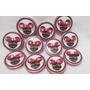Latinha Personalizada Minnie Vermelha Kit C/ 10 Peças