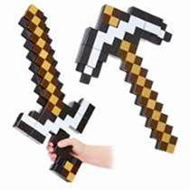 Minecraft Picareta E Espada (2x1) Sword Pickaxe