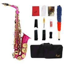 Saxofon Alto Marca Lade Con Accesorios, Nuevo