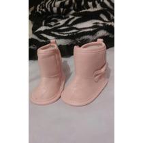 Botas Calientitas Zapatos Niña Bebe Marca Carters