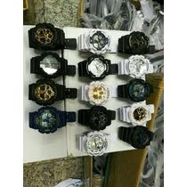 Relógio Masculino Casio G-shock Resistente Água.escolher Cor