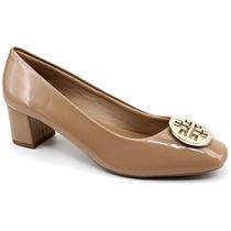 Sapato Scarpin Salto Baixo D