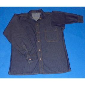 Camisa Jeans De Trabajo