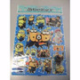 1 Lote De 50 Planchas Stickers Grandes X Mayor Disney Y Mas