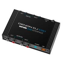 Denon Ds-1 | Interface De Audio Para Serato Dj