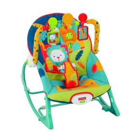 Fisher Price - Nova Cadeira Minha Infancia - Crescendo Comig