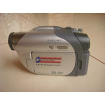 Camera Filmadora Sony, Dcr Dvd-105, Usada