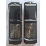 Celular Motorola V3 Defeito