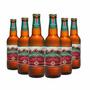 Cerveja Patagônia Amber Lager Long Neck Caixa 12 Garrafas