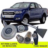 Llanta De Refaccion Ford Ranger Kit Seguridad- Promoción!!!