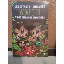 Libro Wigetta Vegetta 777 Y Los Gusanos Guasones