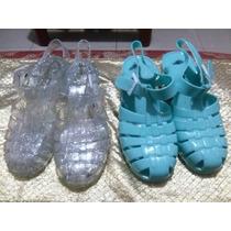 Zapatillas De Dama De Goma Miss Lulu